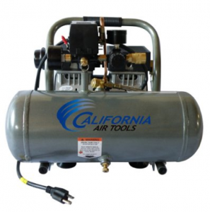 Image of the portable air compressor, the California Air Tools CAT-1610A