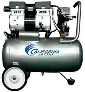 Image of the portable air compressor, the California Air Tools CAT-6310