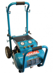 Image of the portable air compressor, the Makita MAC5200