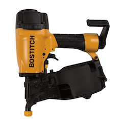 bostitch n66c 1 1 14 inch to 2 12 inch coil siding nailer with aluminum housing