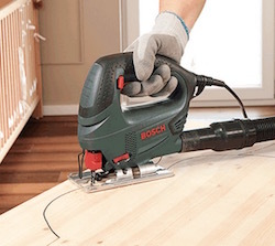 Image of the power jigsaw, the Bosch PST 700 E