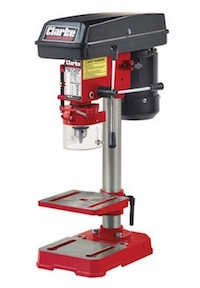 Image of the pillar drill, the CLARKE CDP5RB