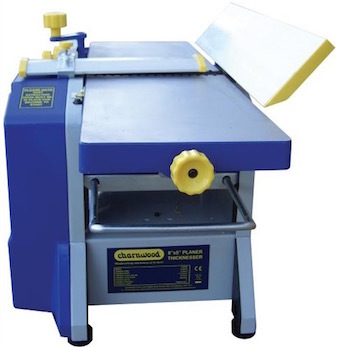 Image of the Charnwood Planer Thicknesser, the W588
