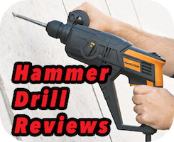 Hammer Drill Reviews