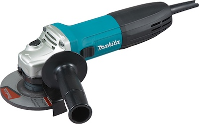 Image of the Makita GA4530R angle grinder