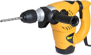 Image of the SDS hammer drill, the Wolf 1500W SDS