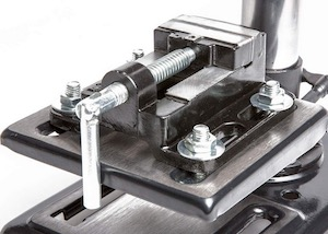Wolf 5-speed pillar drill vice