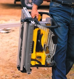 Image of the table saw, the DeWalt DW745