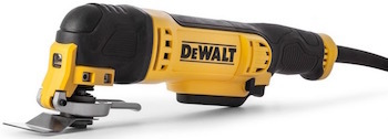 The DeWalt DWE315KT oscillating multi-tool