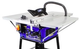 Image of the table saw, the Pingtek Blueline PT48250-B